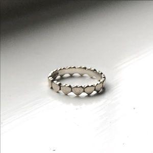 Tiffany & co heart ring